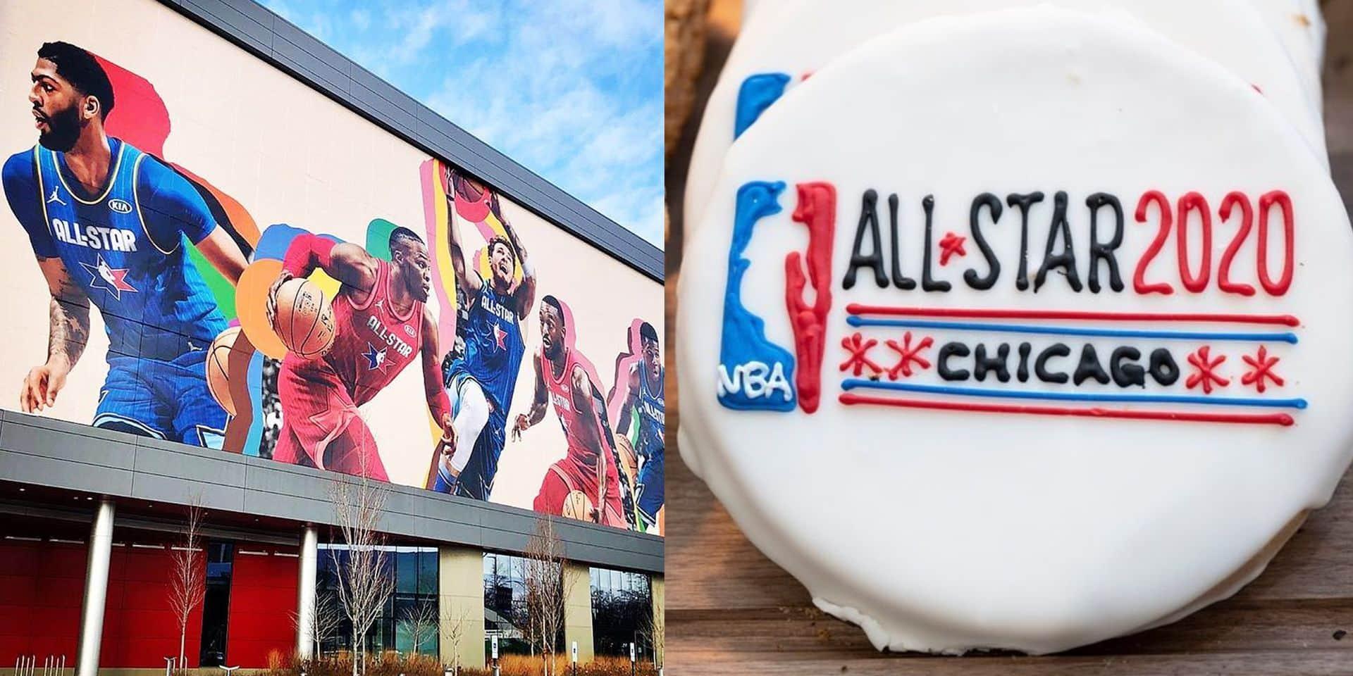 Pour le All-Star Game, Chicago s'est mis sur son 31