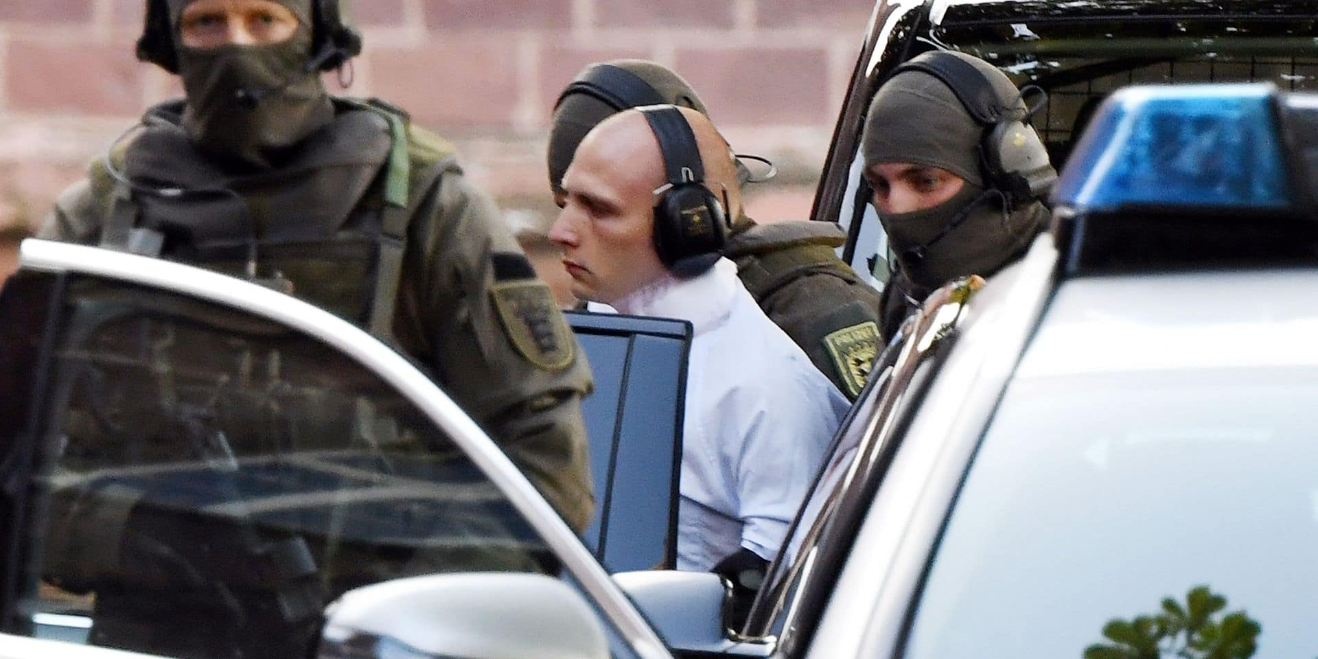 Le tueur de Halle avait acheté son arme sur le Darkweb
