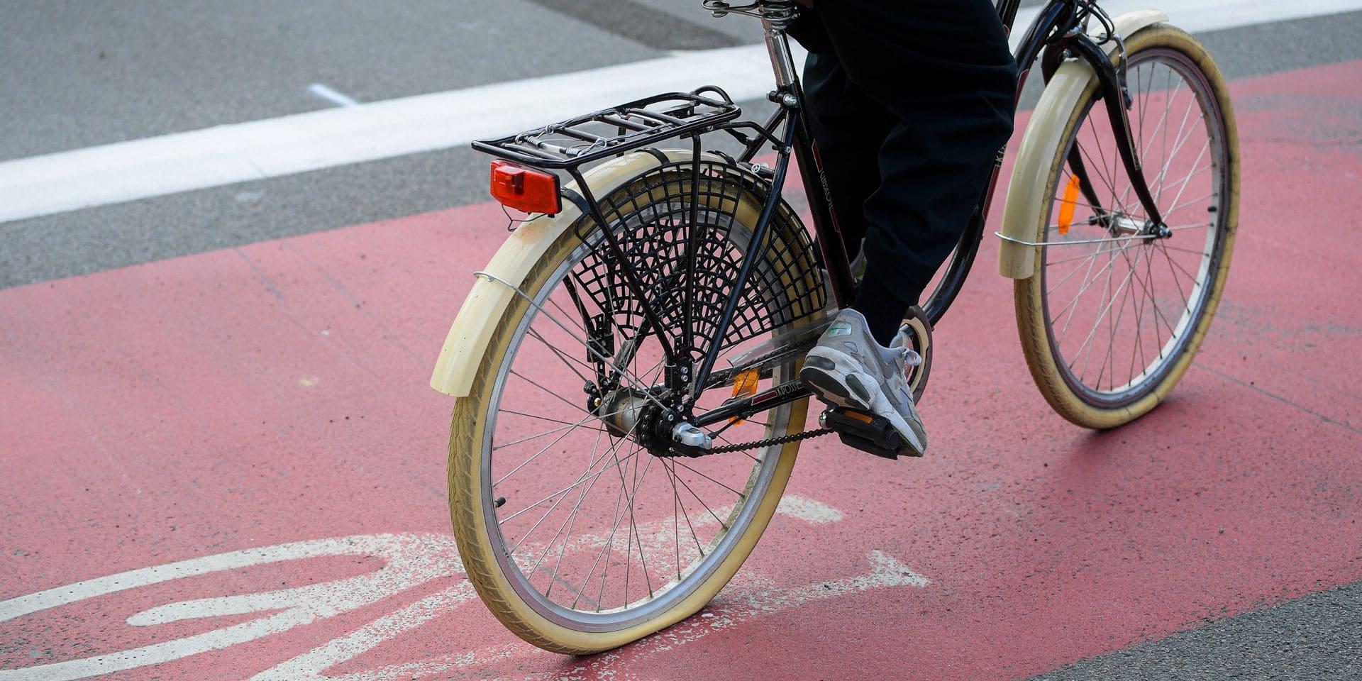 Des travaux en faveur de la mobilité douce débutent dans le centre-ville de Saint-Ghislain