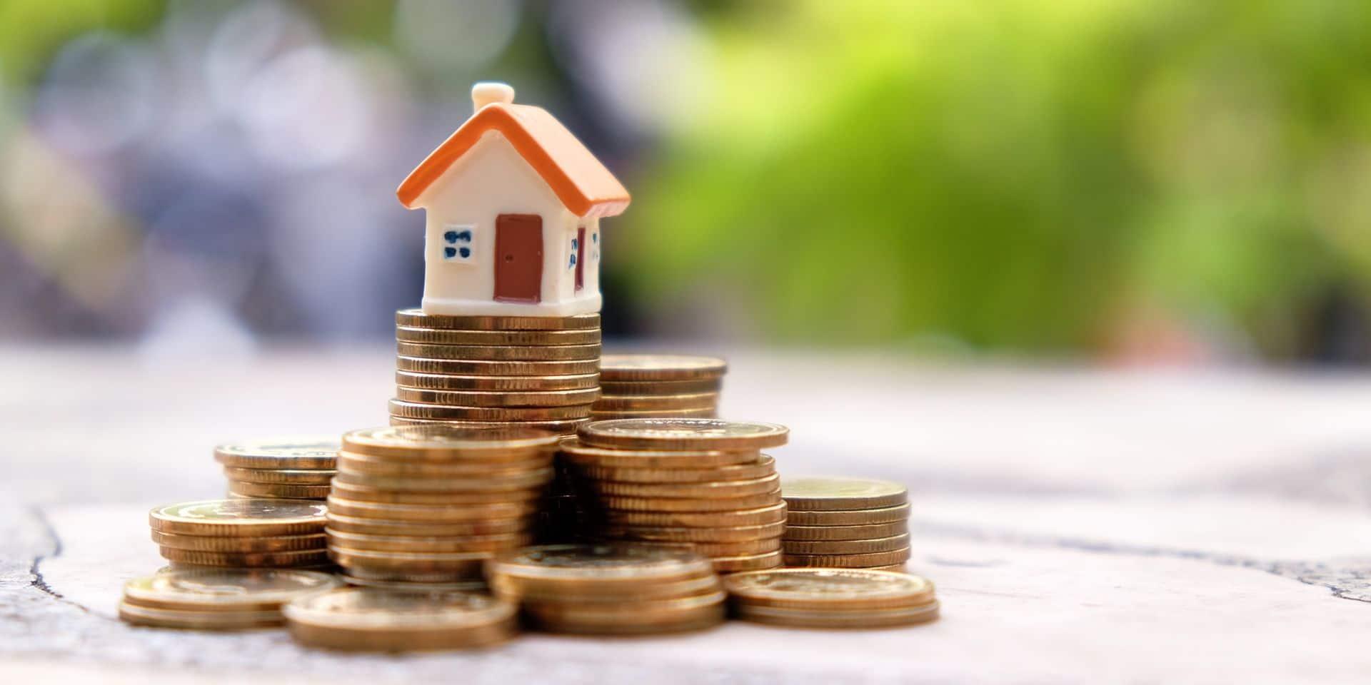 La hausse des prix de l'immobilier atteint son plus haut niveau depuis plus de dix ans en Belgique