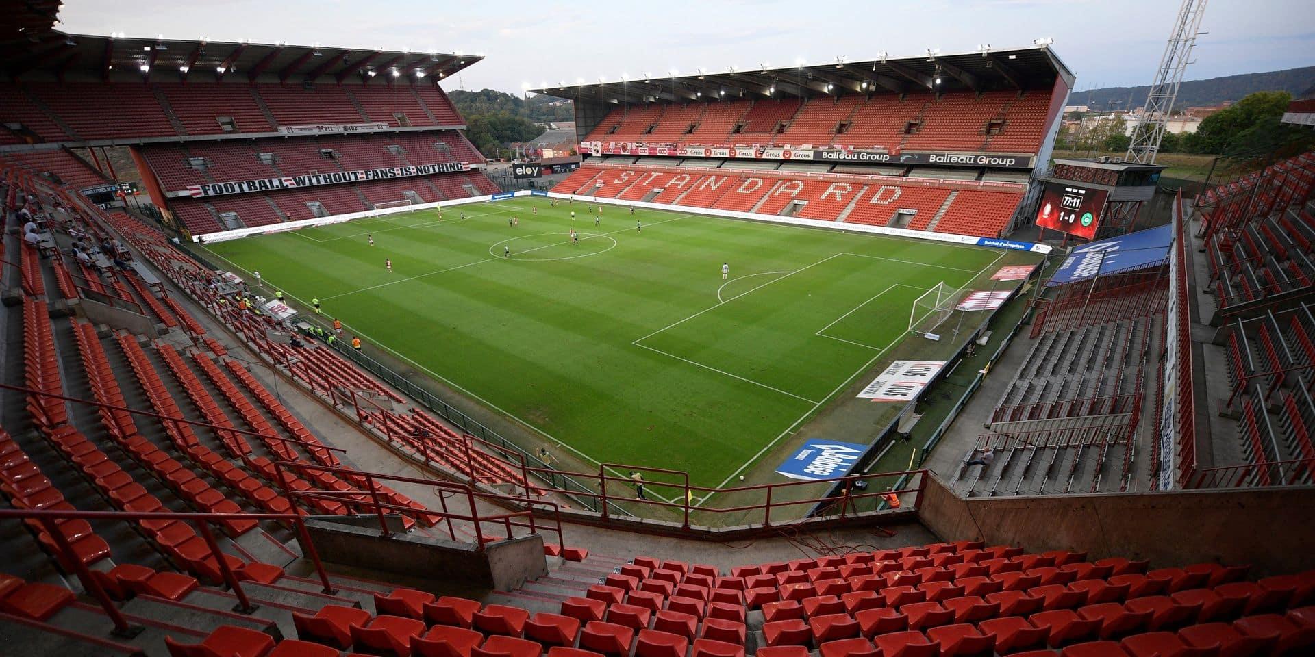 Le Standard et Charleroi vont transformer leur stade en centre de vaccination: voici les détails