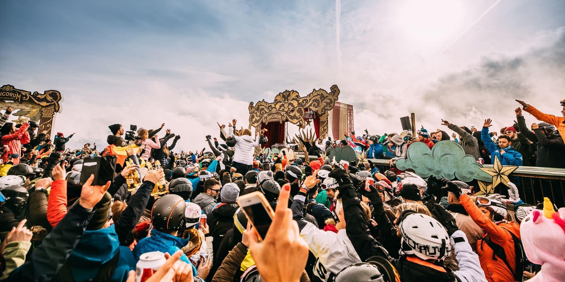 Rendez-vous en mars 2022 pour Tomorrowland Winter: est-ce bien réaliste?