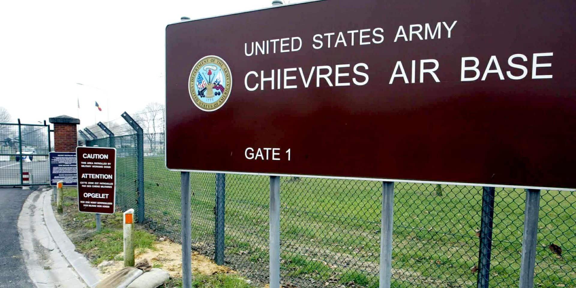 Base militaire ouverte pour le Chièvres Air Fest