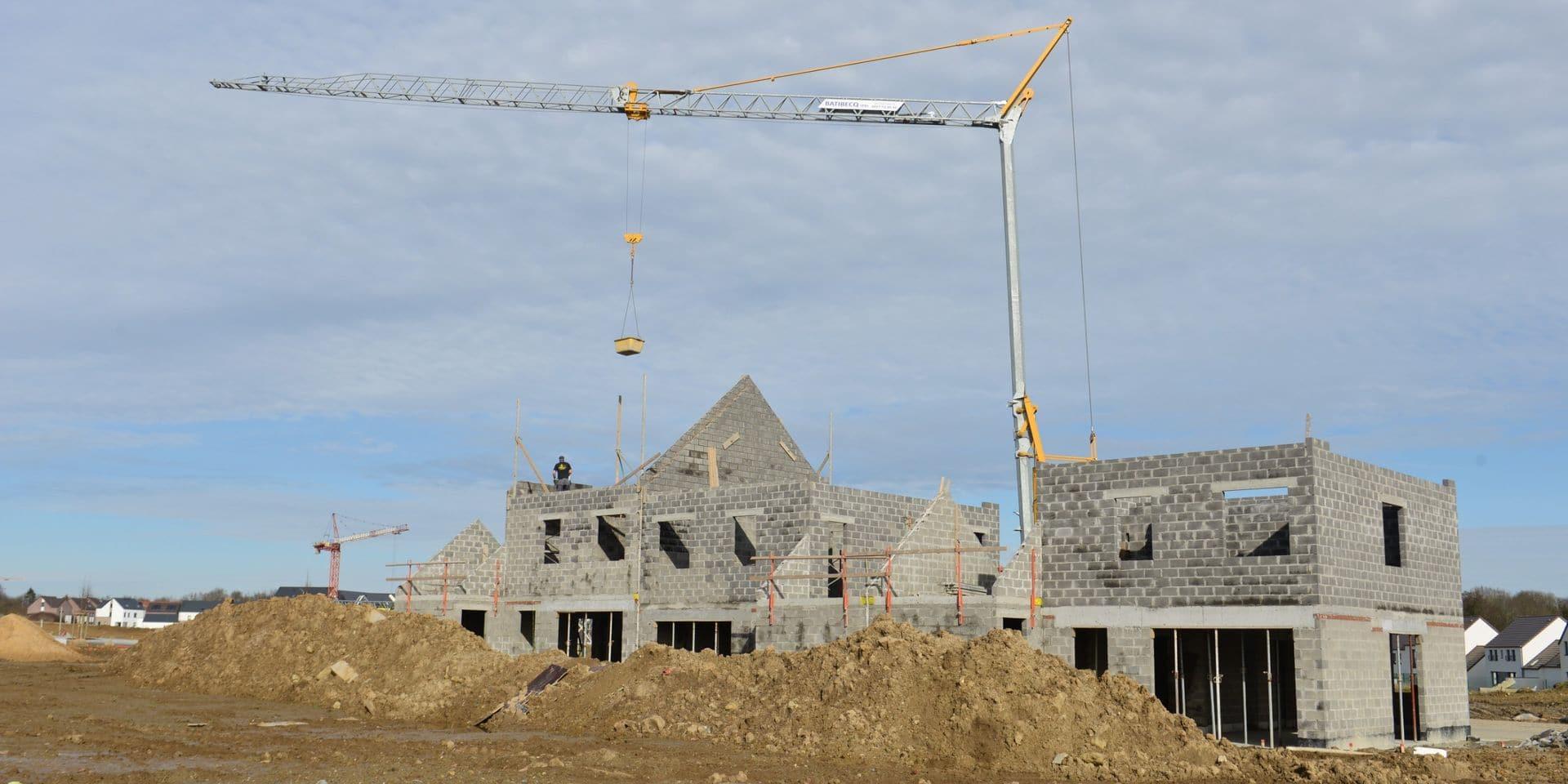 Des problèmes d'approvisionnement pour 97% des entreprises de construction