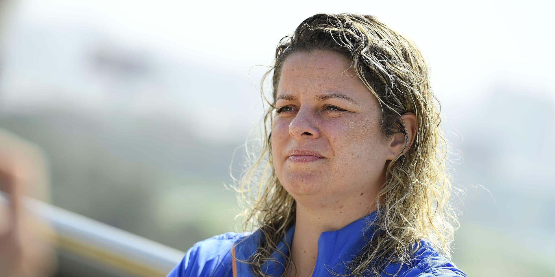C'est la rentrée pour Kim Clijsters ce lundi: la Belge reprend à la World Team Tennis
