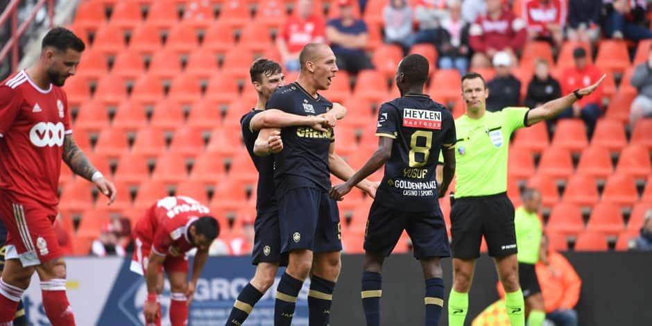 L'Antwerp humilie le Standard grâce à un quintuplé de Michael Frey (2-5)