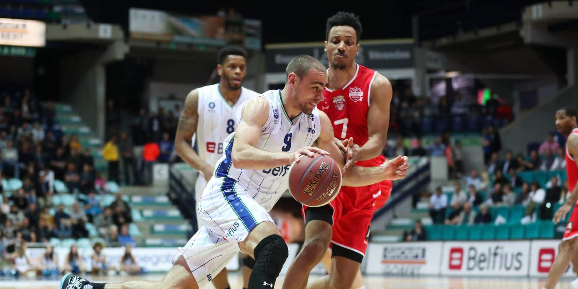 Basket : Mons-Brussels, le débrief