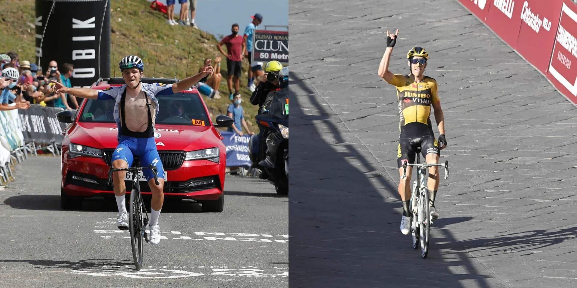 Evenepoel-Van Aert, le cyclisme belge a de beaux jours devant lui !