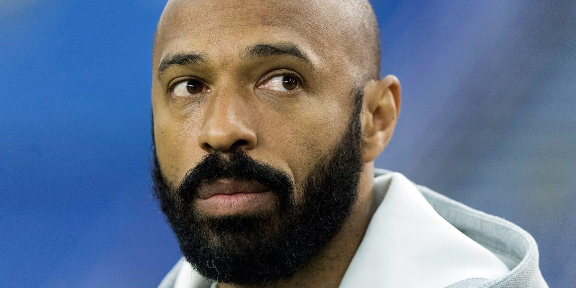 Premier League : Thierry Henry confirme le projet de rachat d'Arsenal