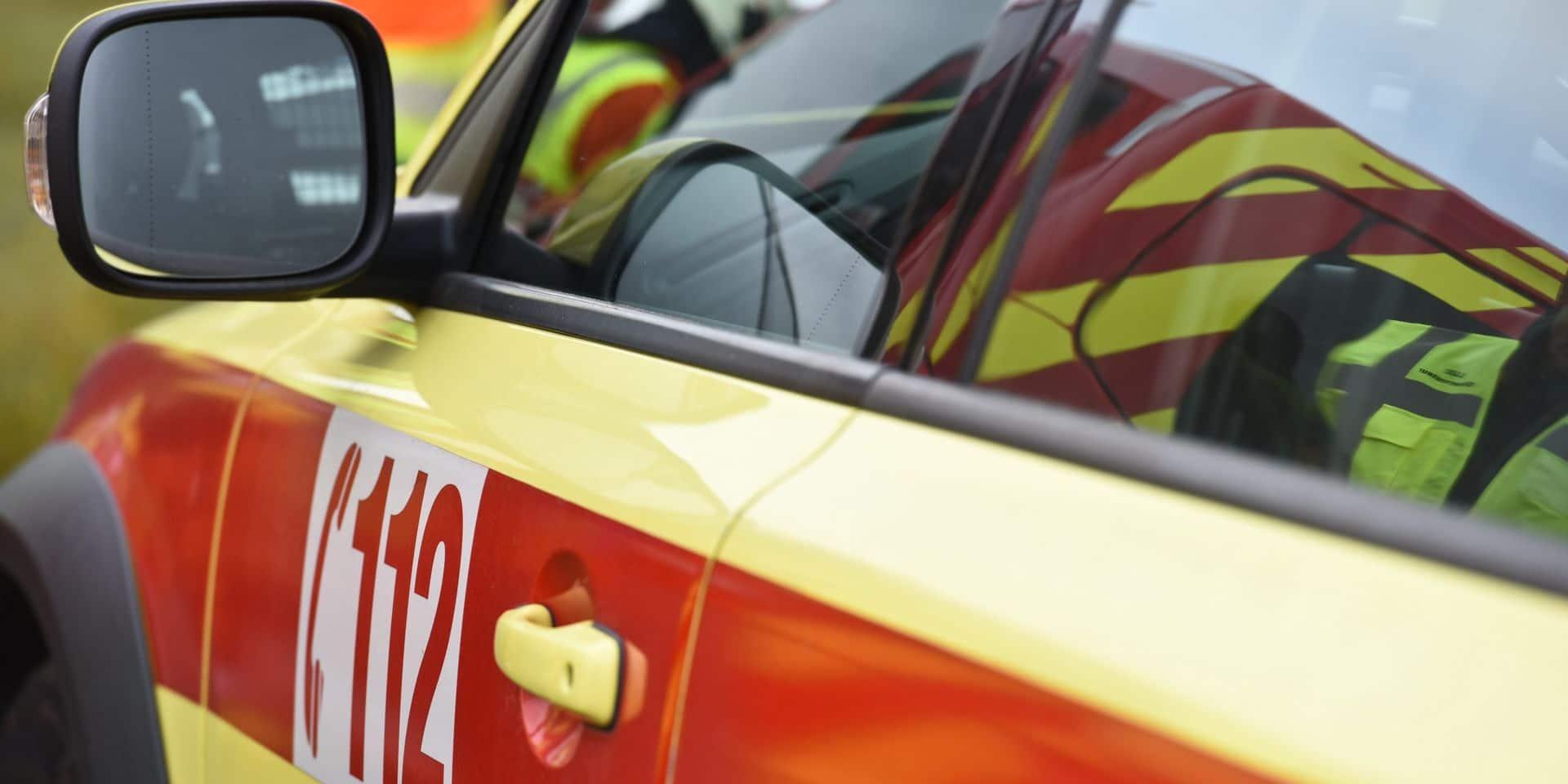 Une septuagénaire perd la vie dans un accident de la route à Blicquy