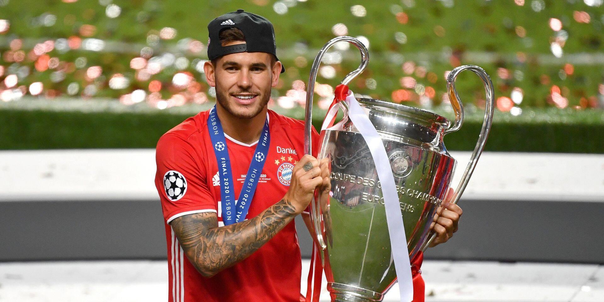Journal du mercato (13/09): Hernandez pourrait quitter le Bayern, Lucas Vazquez vers le Qatar