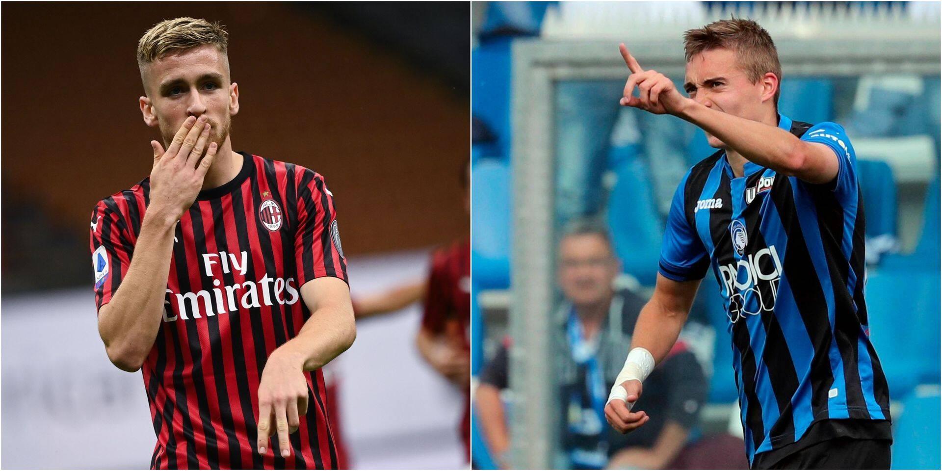 Saelemaekers et Castagne s'affrontent: suivez Milan AC-Atalanta en direct vidéo dès 21h45