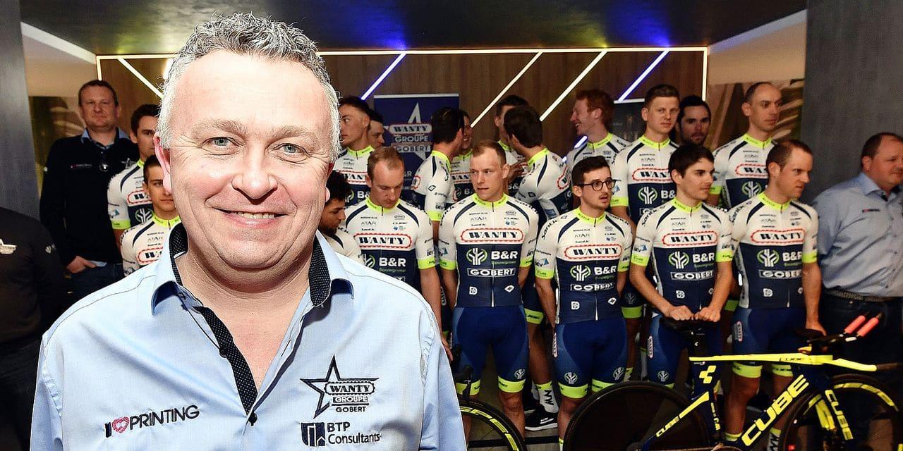 """L'équipe Wanty-Gobert dans le doute pour la Grande Boucle : """"On devra patienter pour savoir si on va au Tour"""""""