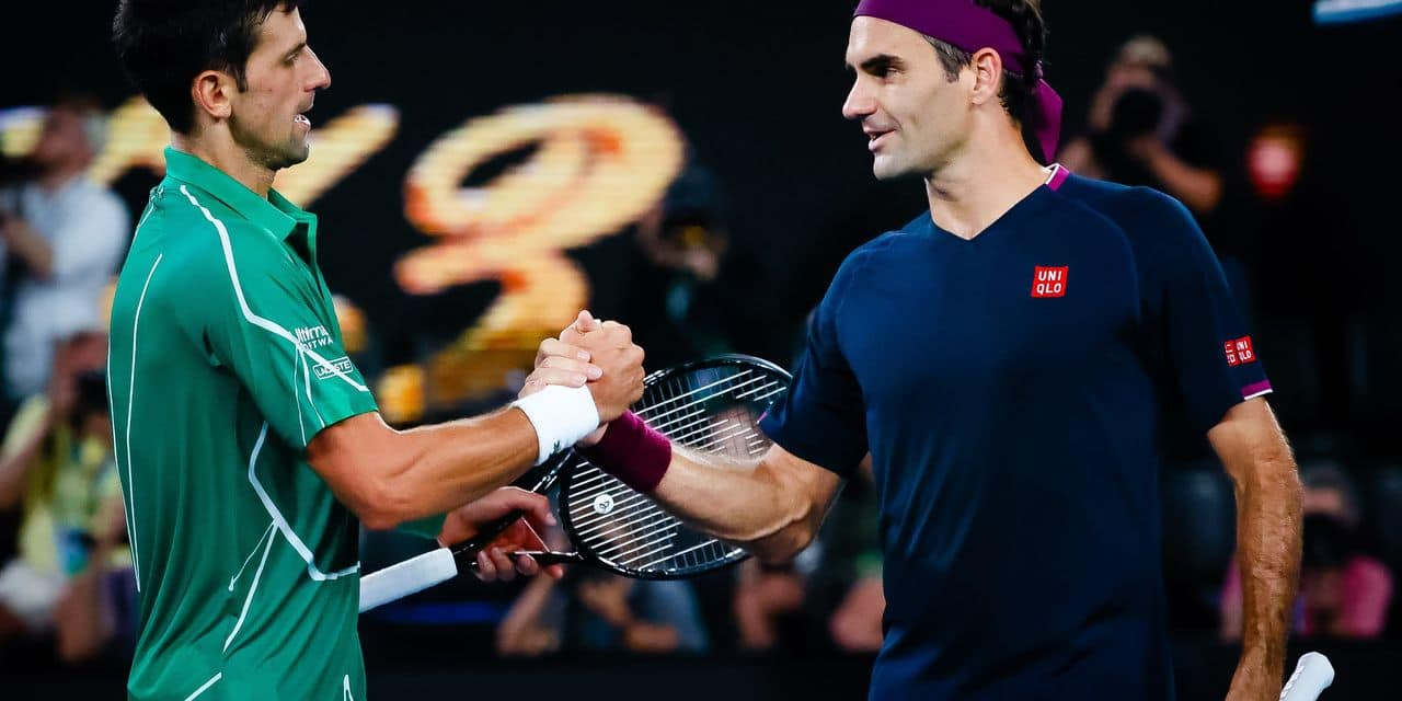 """Roger Federer effectue son retour ce mardi face à Andujar : """"Rafa et Novak sont d'un côté, moi de l'autre"""""""