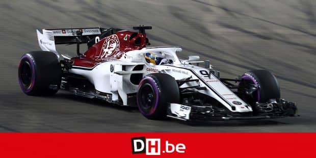 F1: Marcus Ericsson remplacé chez Sauber en 2019