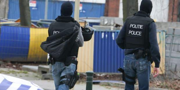 La moitié des terroristes belges présente un passé criminel - La DH