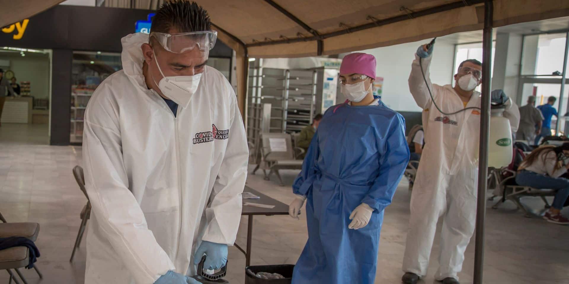 Coronavirus: 55.000 nouveaux cas aux Etats-Unis, Melbourne se reconfine, pas de nouveau cas à Pékin