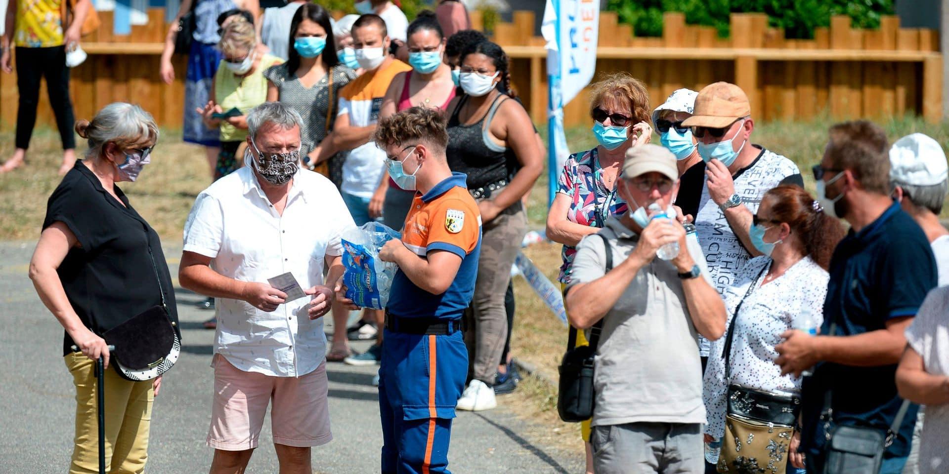 Reprise de l'épidémie en France: quelles régions sont à éviter pour les vacances ?