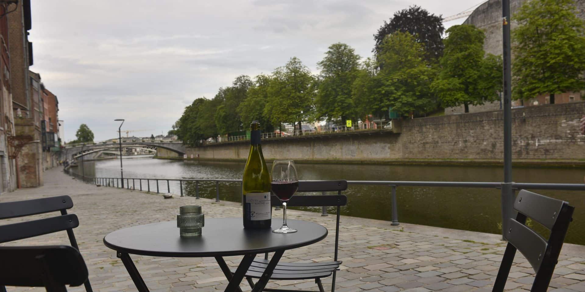 Namur: 3 terrasses à savourer en bord de Sambre