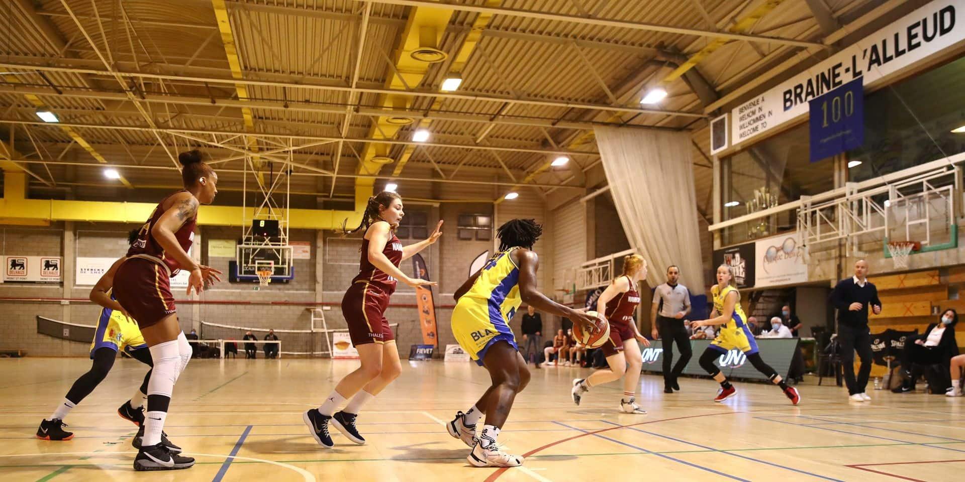 """Basket Namur Capitale champion de Belgique: """"On aurait aimé défendre nos chances sur le terrain"""""""