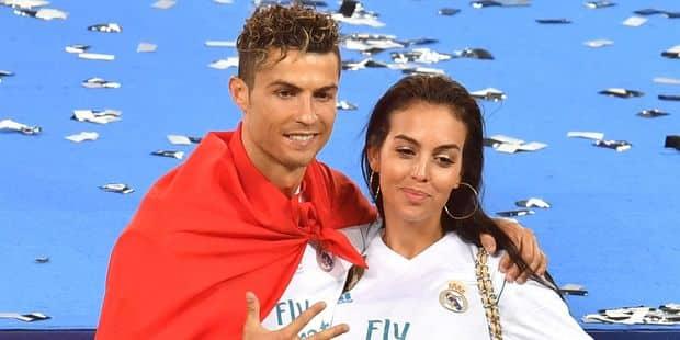 Cristiano Ronaldo serait-il fiancé à Georgina Rodriguez ? - La DH