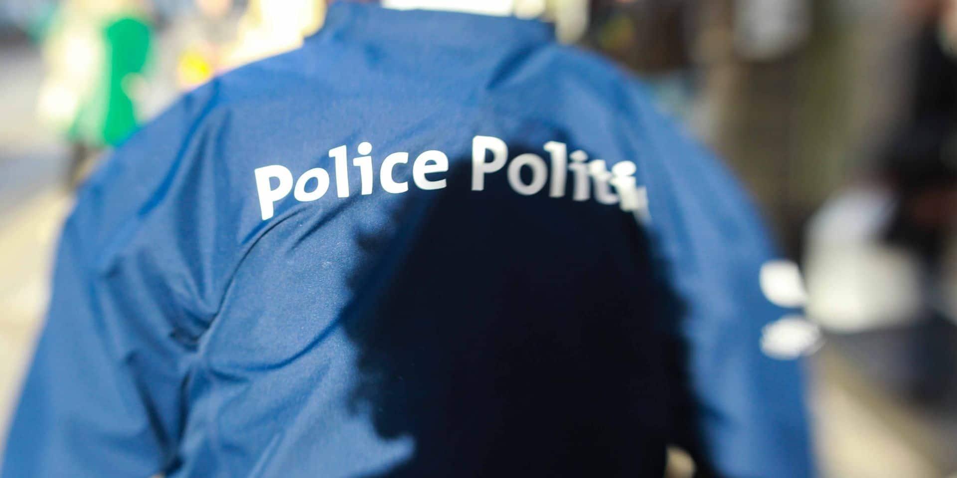 Molenbeek : La police tire sur un suspect lors une course-poursuite, le suspect recherché