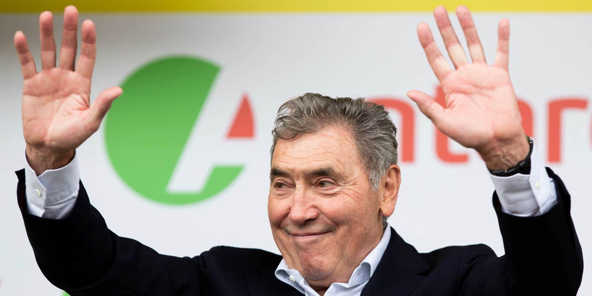 Merckx va inaugurer un nouveau musée consacré à la 2e Guerre mondiale à Meensel-Kiezegem