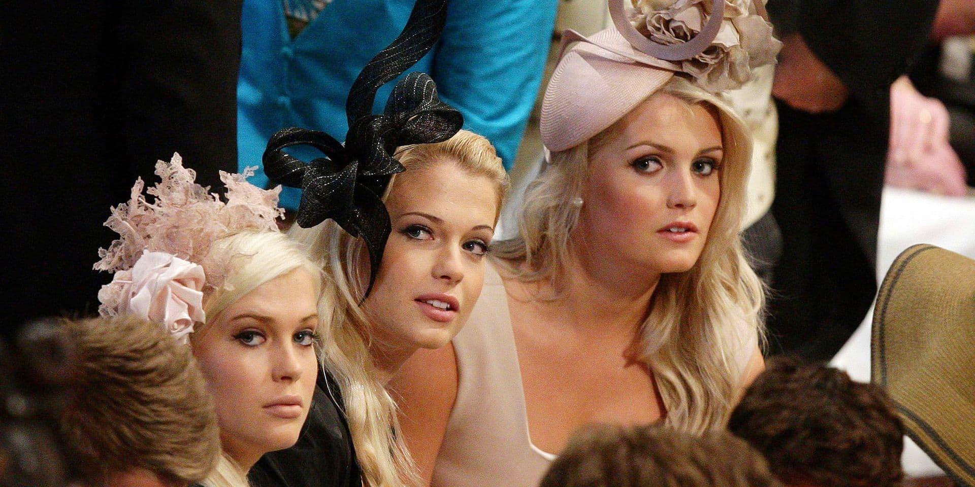 Lady Diana : à 28 ans, ses nièces mannequins font tourner la tête du gotha