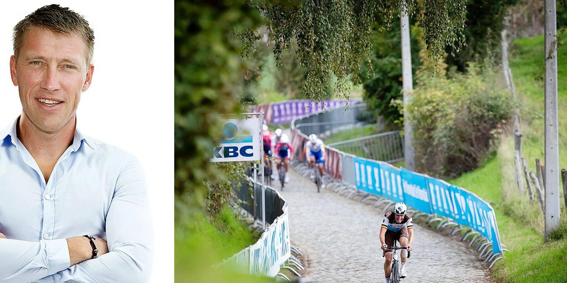 """La chronique d'Axel Merckx: """"Personne sur le parcours du Ronde, chapeau aux fans belges de vélo!"""""""