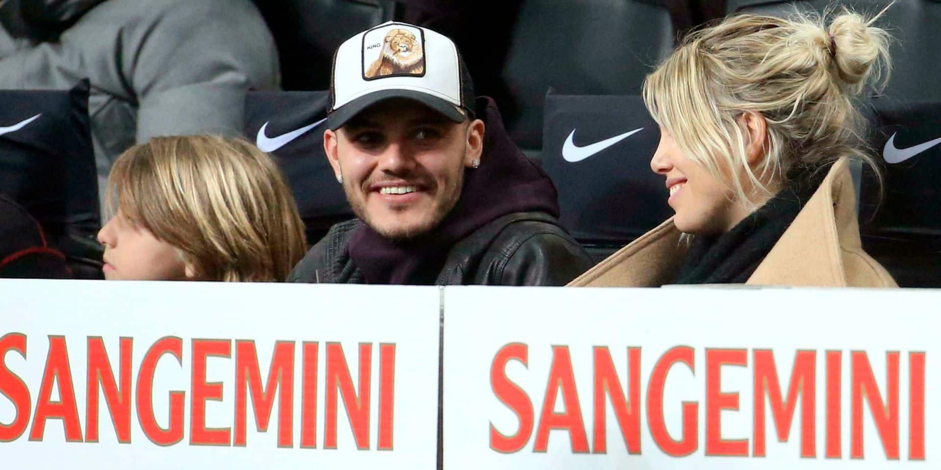 Mais que sa passe-t-il avec Icardi? L'Inter fait une annonce étonnante