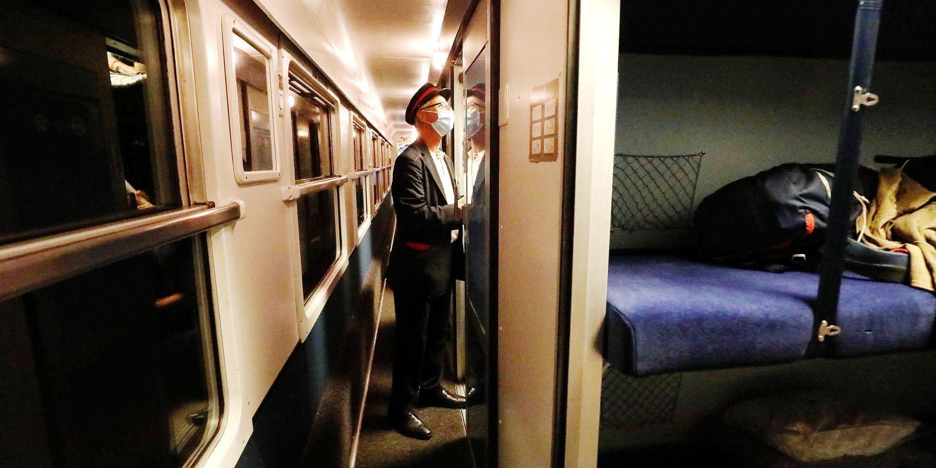 Engouement, mise sur les rails, échéance: tout ce qu'il faut savoir sur le retour en grâce des trains de nuit