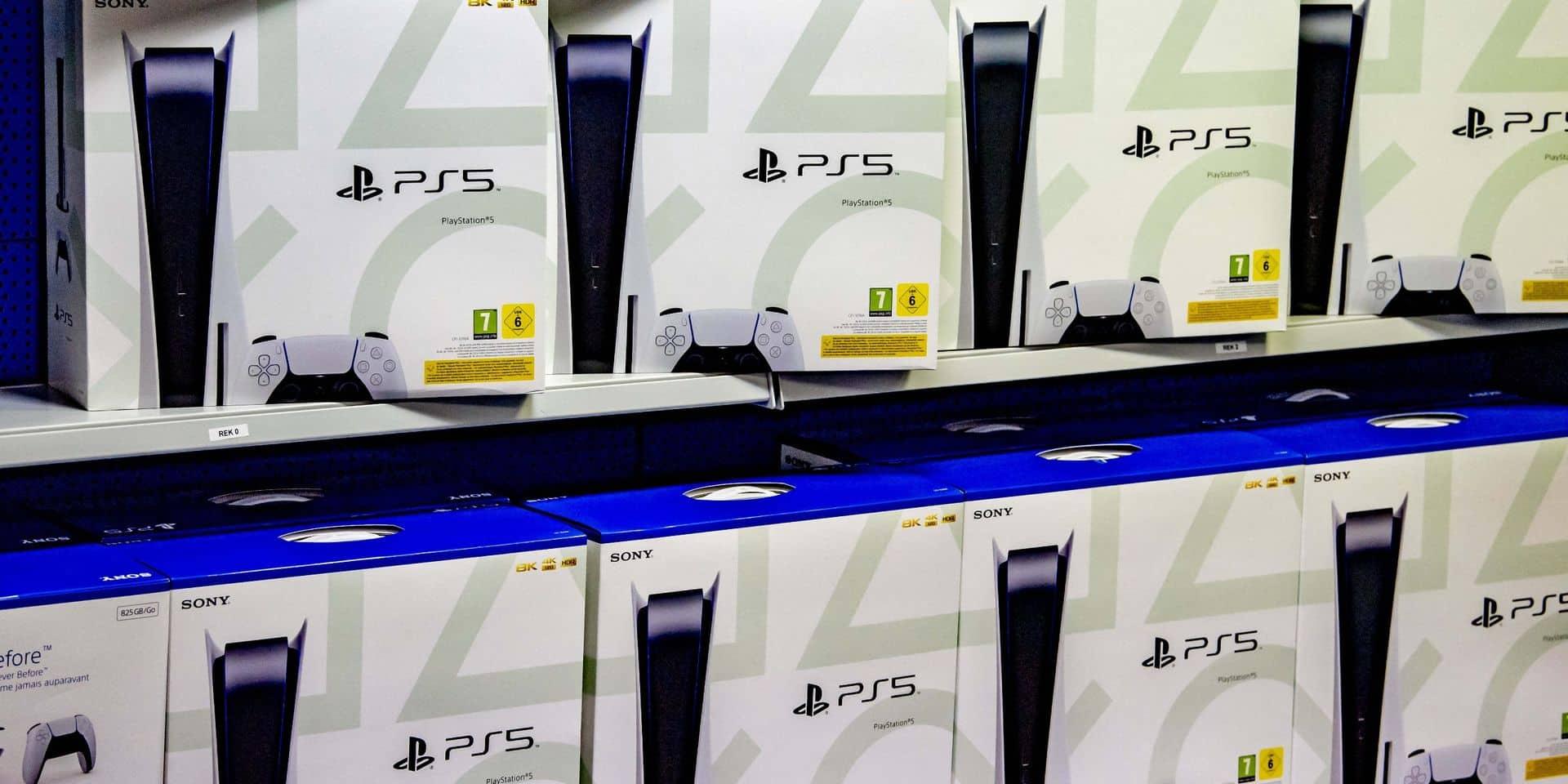 La Playstation 5 disponible sur VavaBid !