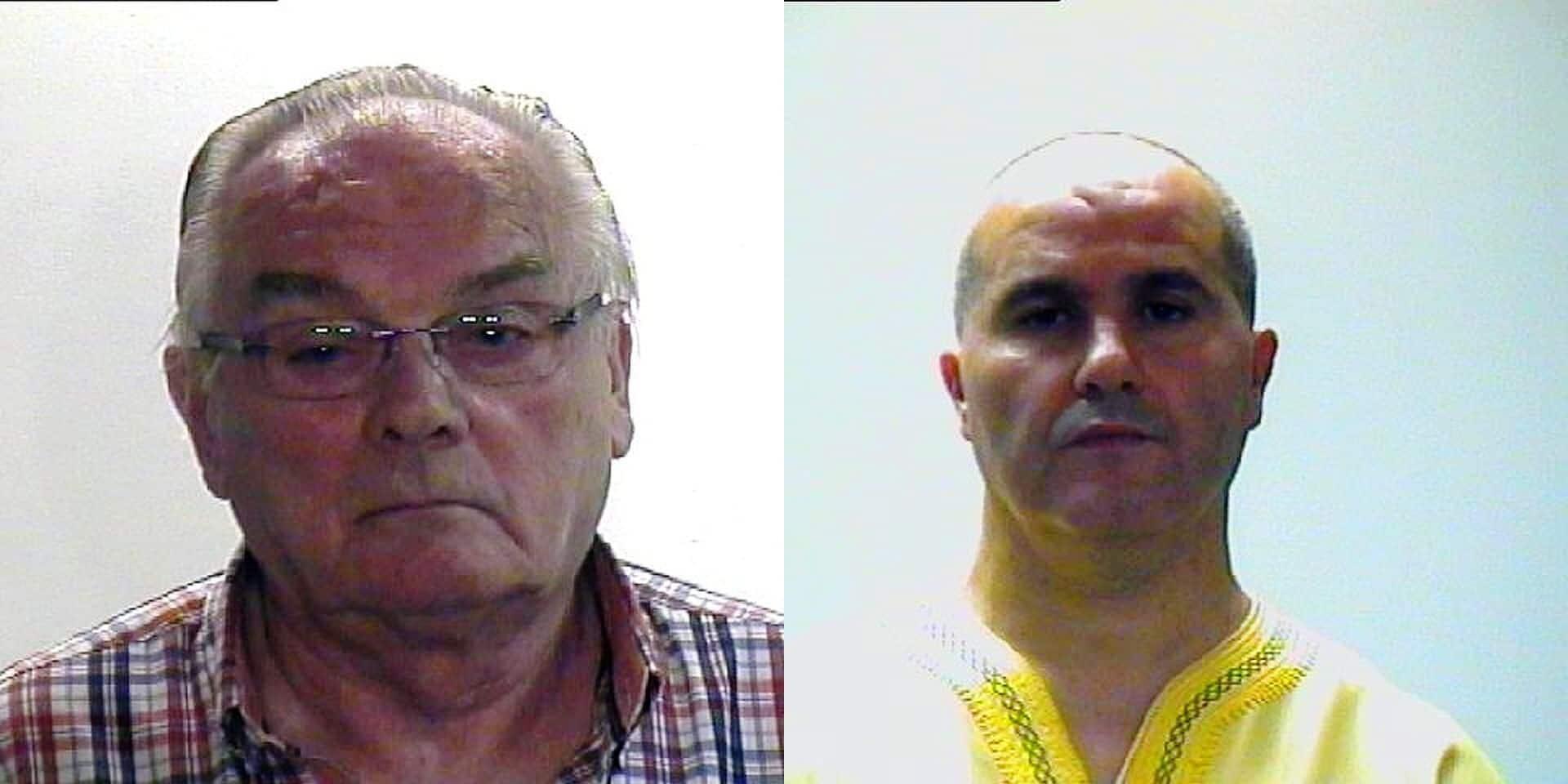 Deux criminels condamnés en Belgique deviennent Most Wanted