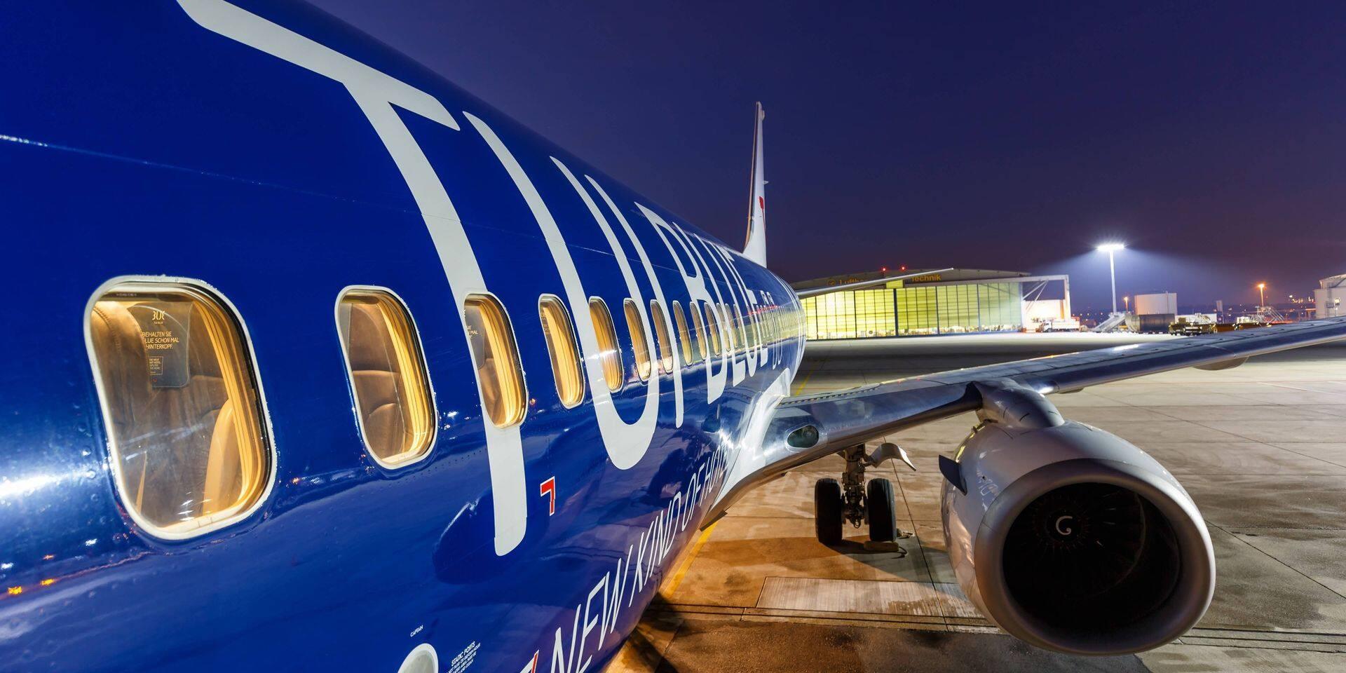 Premier vol d'essai pour un 737 MAX chez TUI fly