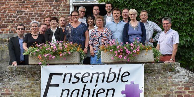 Une liste CDH à 90% citoyenne à Enghien - La DH