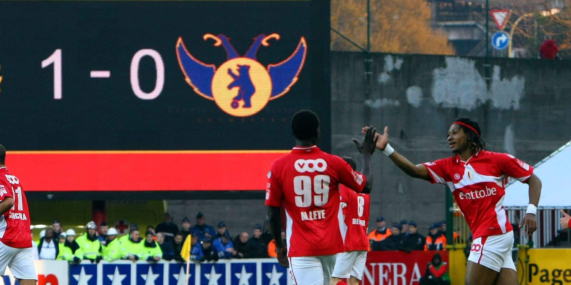 Depuis 2010, le Standard aime jouer avec son sort pour la qualification des playoffs