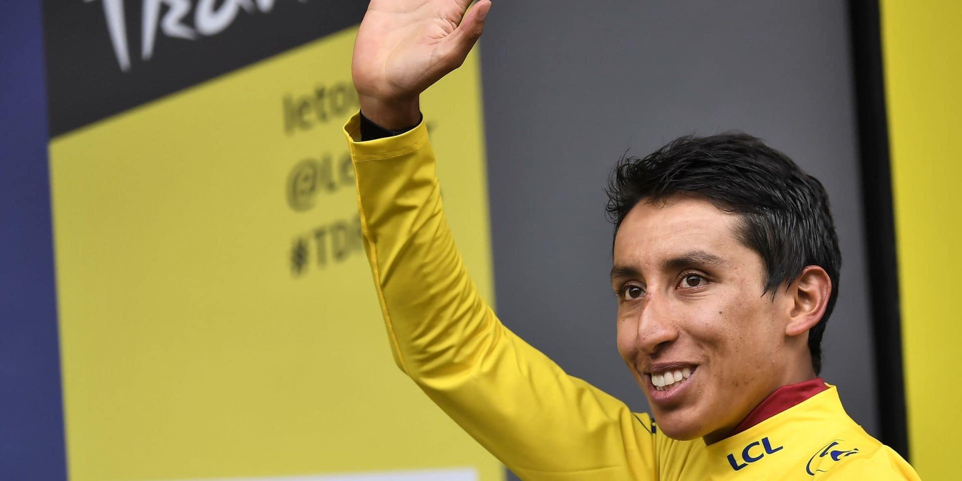 Malgré l'interdiction, Egan Bernal et les cyclistes colombiens se sont envolés pour l'Europe