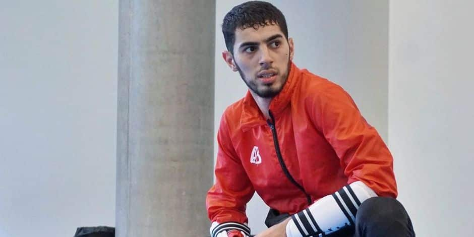 "Jaouad Achab (Taekwondo): ""Mon transfert en Wallonie? Un choix uniquement sportif!"""