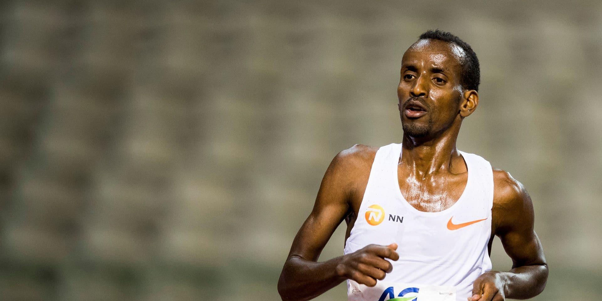 JO 2020: Bashir Abdi ne participera pas au 10.000 mètres pour se concentrer sur le marathon