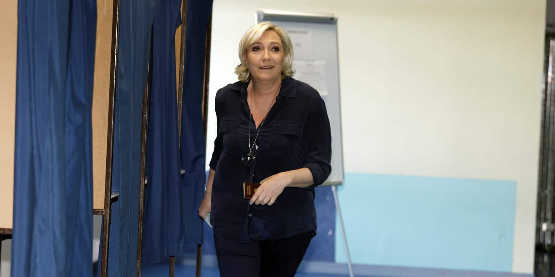"""Marine Le Pen après l'échec du RN: """"Des alliances contre-nature qui ont tout fait pour nous empêcher de montrer notre capacité à diriger"""""""