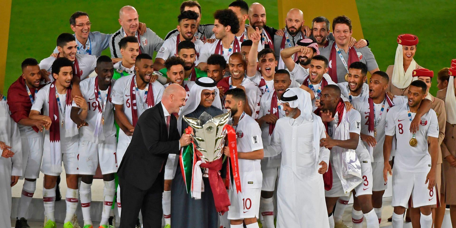 Coupe d'Asie: Dans le Golfe, la victoire du Qatar susceptible d'attiser les tensions