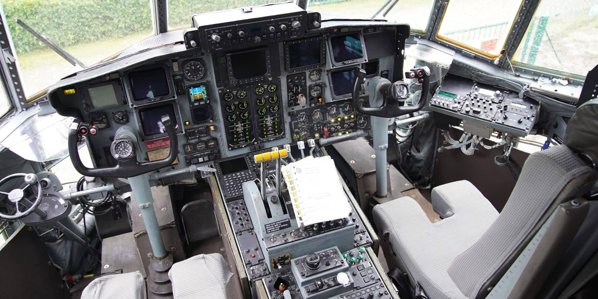 Avion de légende, le C-130 sera accessible au public dès le 11 juillet à Beauvechain