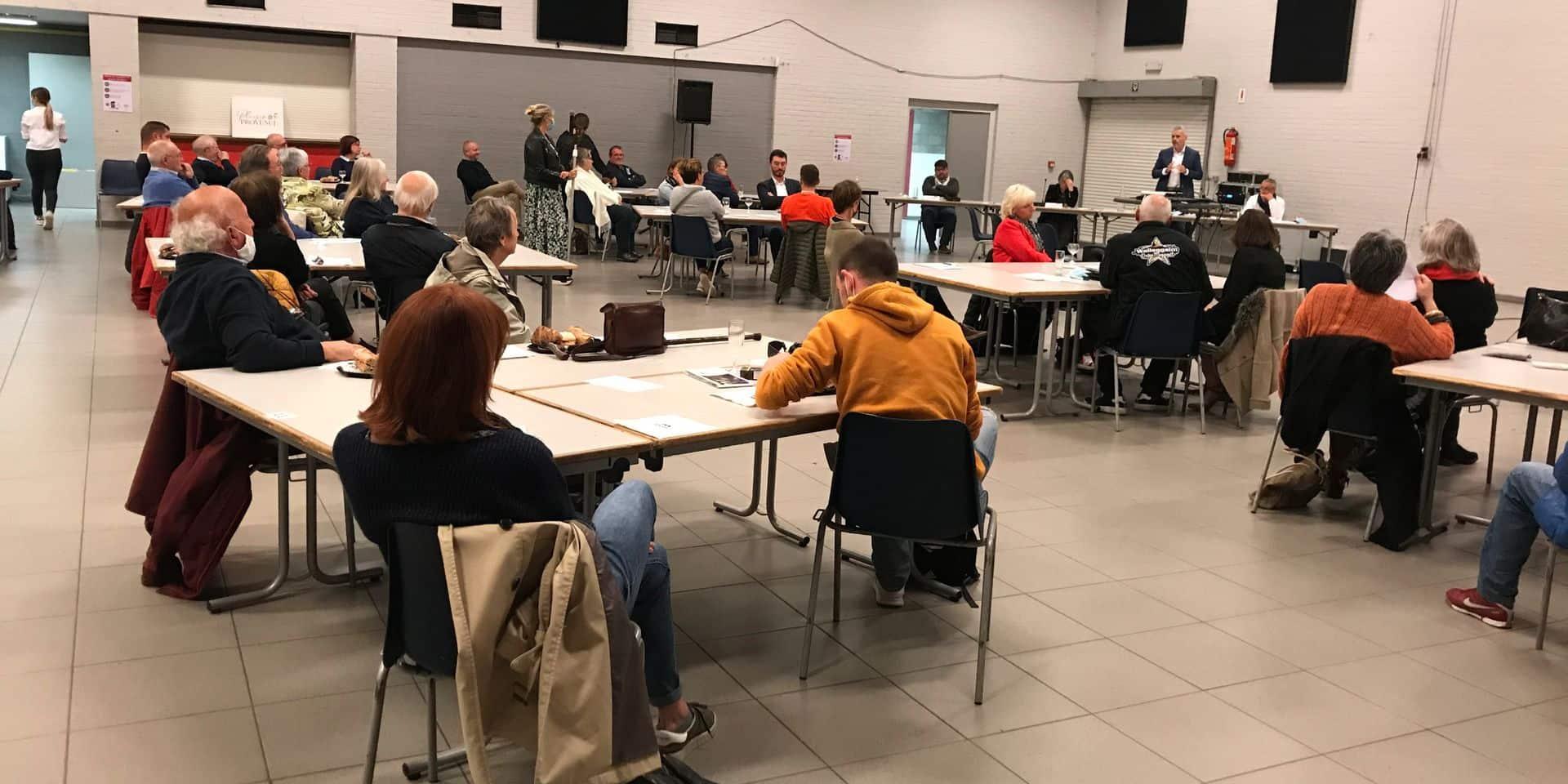 Wanze: 60 citoyens pour la première Assemblée villageoise