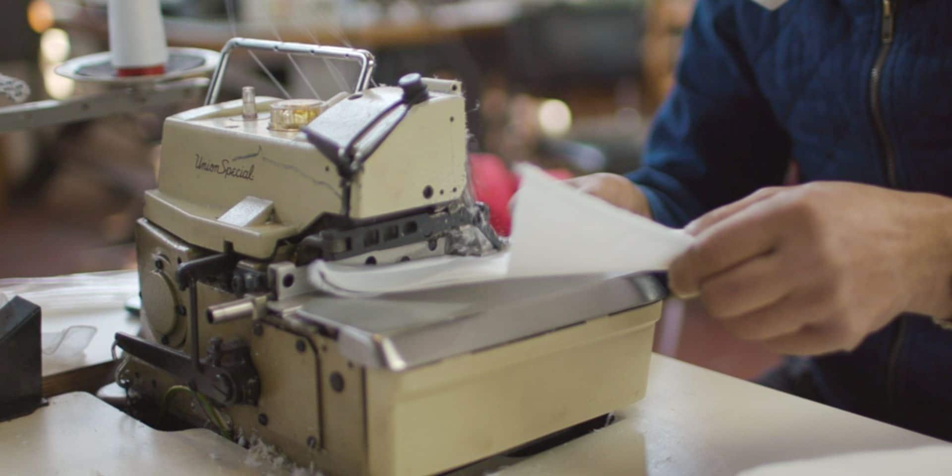 Résilience: le plus joli mot de la langue française et le nom d'un projet pour relancer le textile, à Roubaix