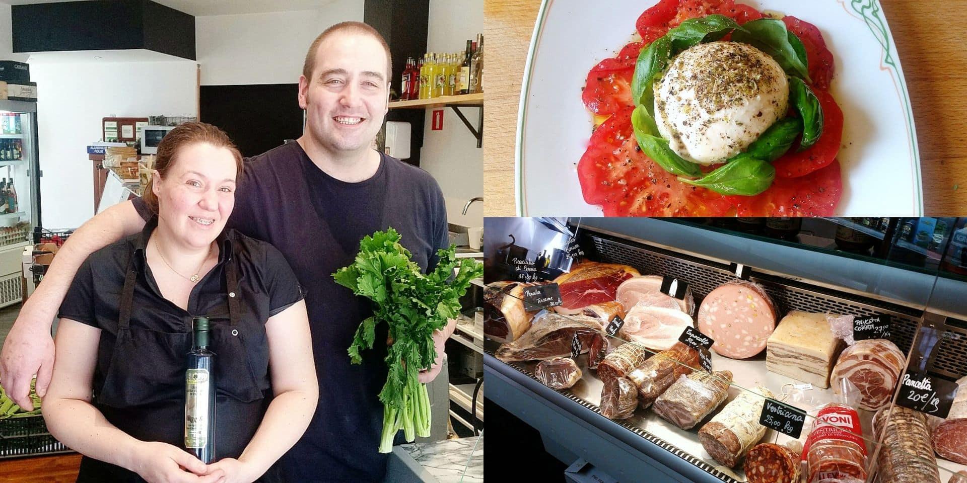 Avec Monticelli&Co, les Bruxellois sont confinés dans la gourmandise à l'italienne