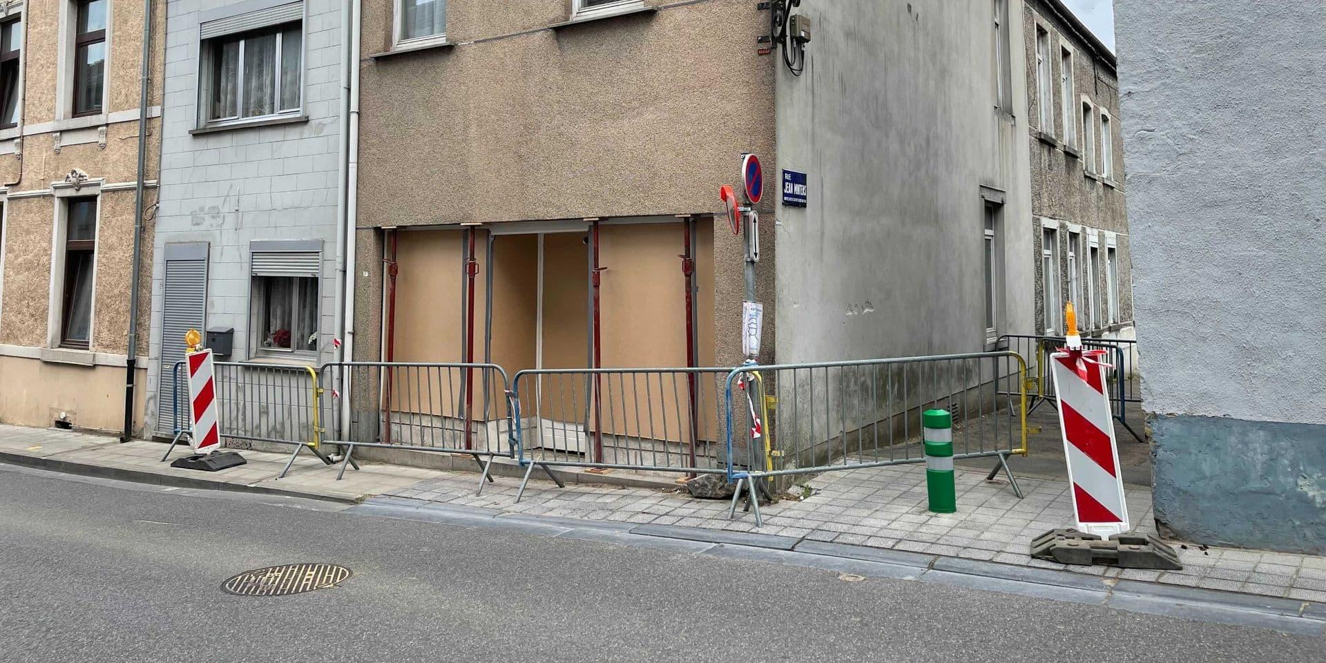 Effondrement de voirie dans le centre de Genappe: la rue de Ways fermée