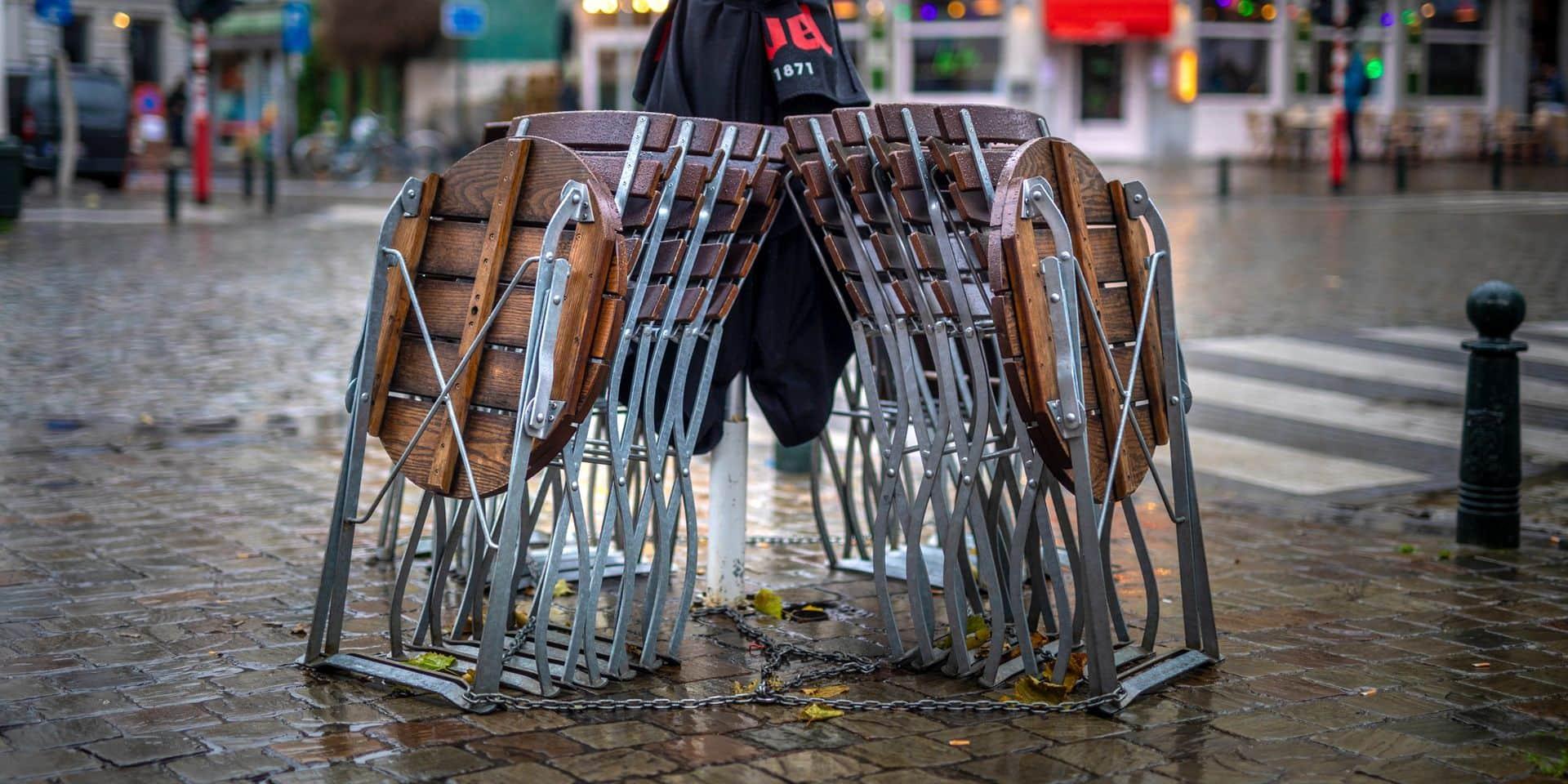 Réouverture de l'Horeca et des secteurs à l'arrêt: certains experts du GEMS plaident pour un autre plan de déconfinement... sans date