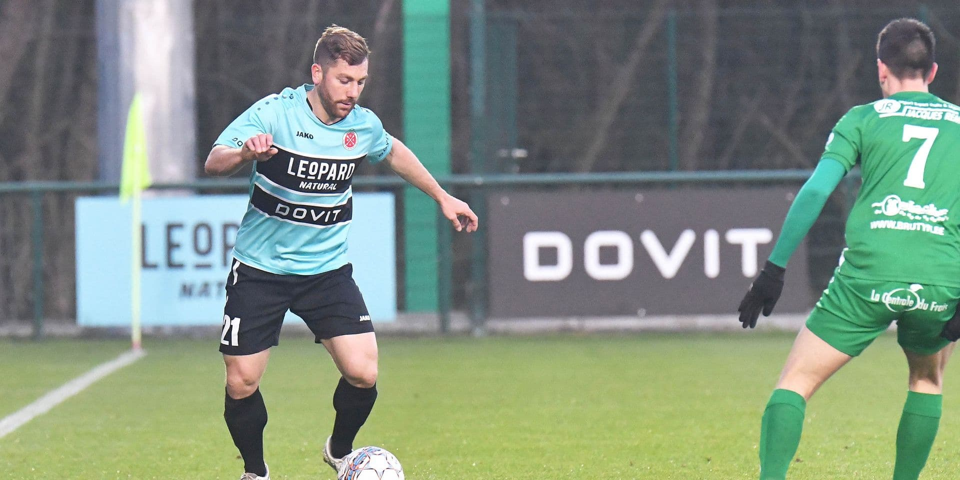 D1 amateurs: Victoire sans discussion pour Virton