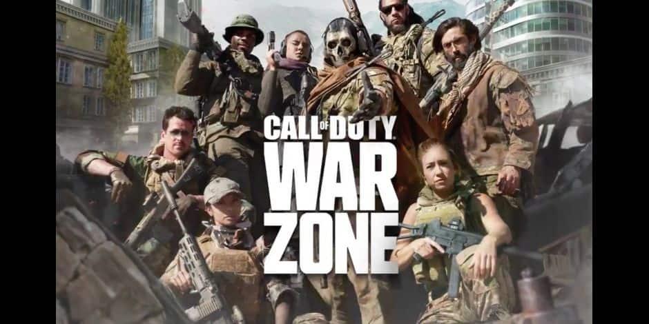 """""""Call of Duty Warzone"""" : 6 millions de gamers en 24 h"""