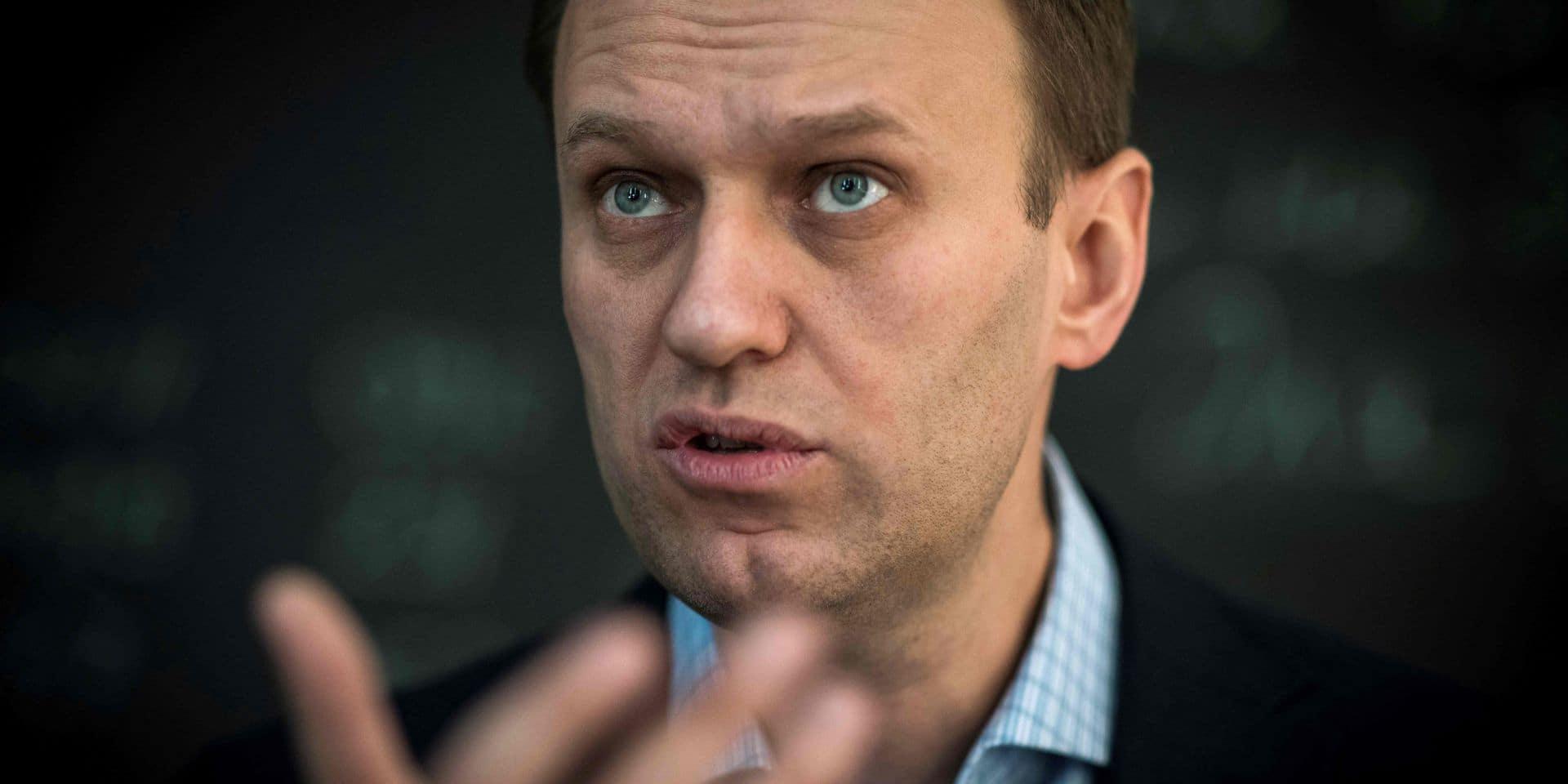 L'opposant russe Navalny dans un état stable à Berlin